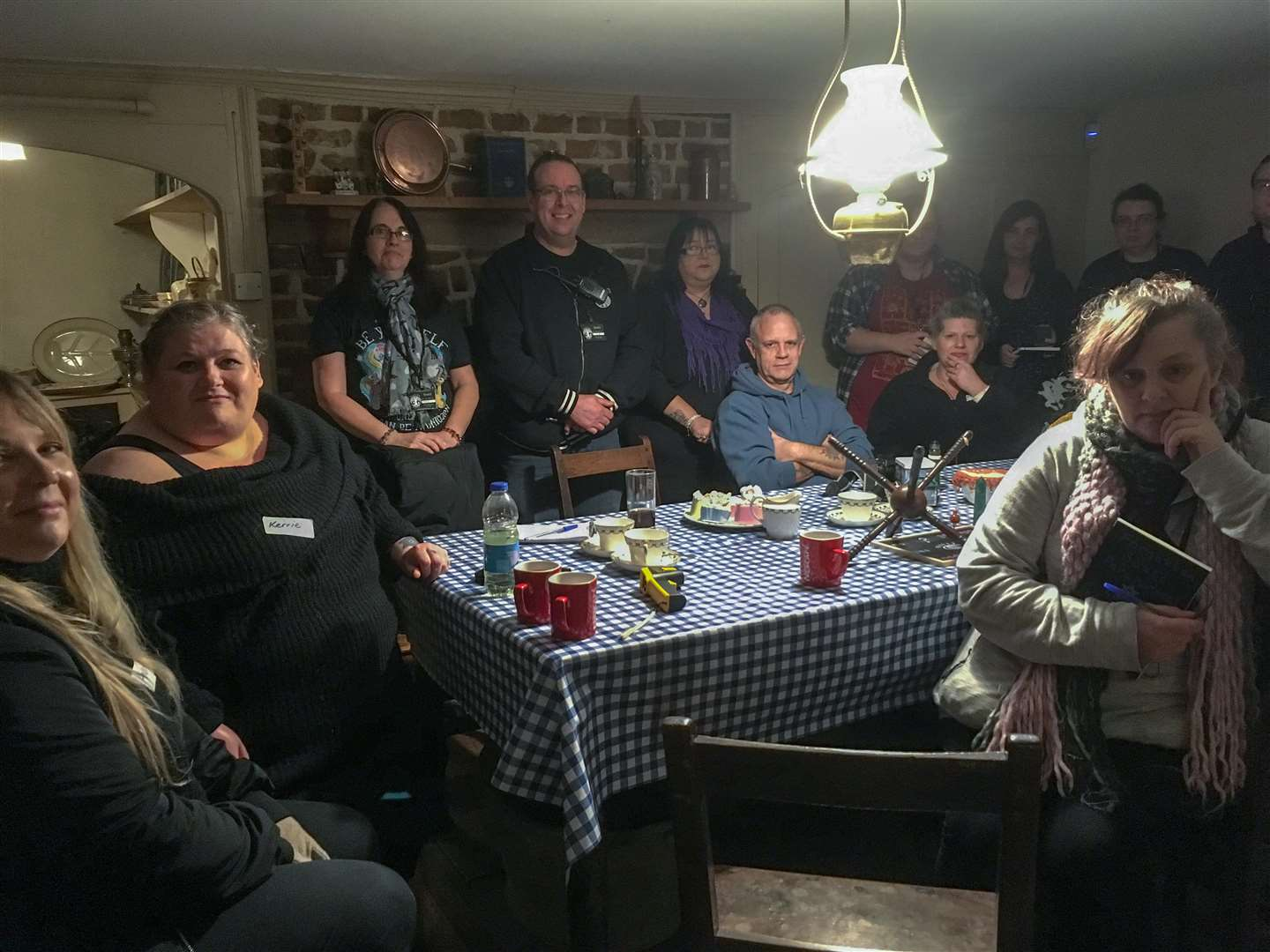 Ghost hunting fun as Wisbech Castle hosts an evening of