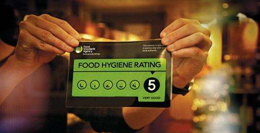 Course will help firms to gain 'five star' rating for food hygiene. (4651346)