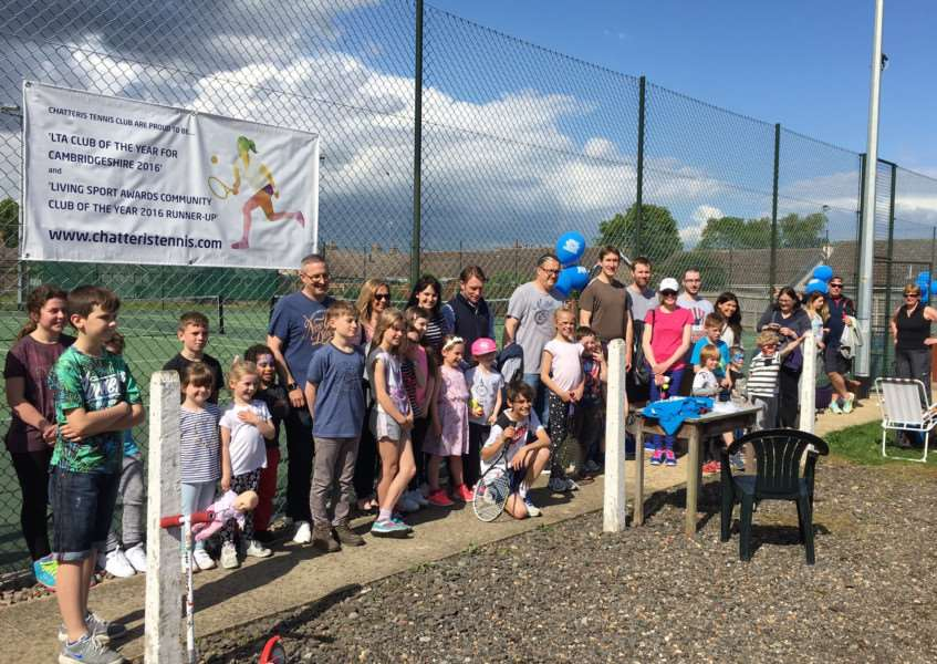 Chatteris Tennis Club Open Event