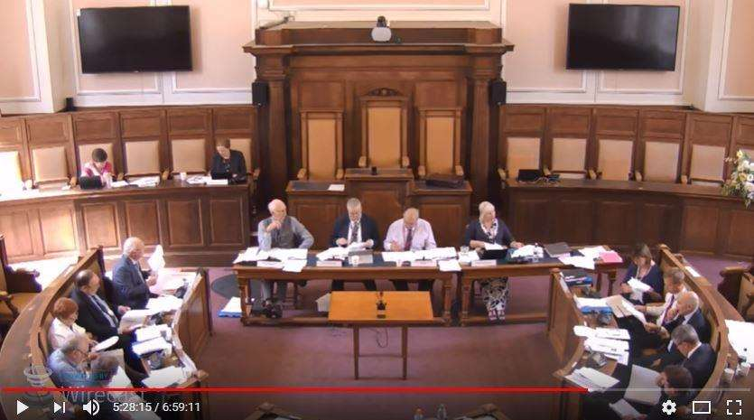 A special meeting of Cambridgeshire County Council's audit and accounts committee heard details of the investigation into FACT, HACT and ESACT (3447165)