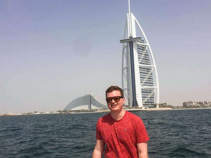 Wisbech student James Lowery is urging people to have the meningitis vaccination after nearly dying from the illness.