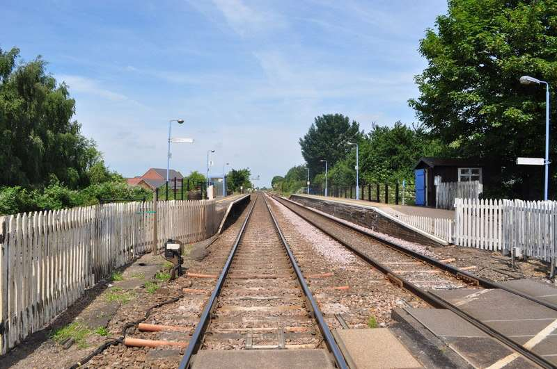 Wisbech Rail Consultative Group - run by Railfuture - wants Manea to become a rural transport hub once the Wisbech line is re-opened.