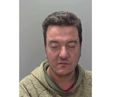 Dimitar Kamov has been jailed for ten months after pleading guilty to driving with excess alcohol and dangerous driving on the A14 ANL-160903-170631001