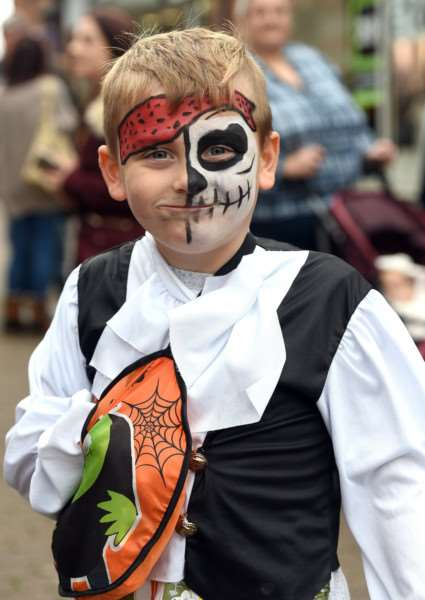 Wisbech Town Centre's Spooktacular Halloween Event''Sonny Smith 7