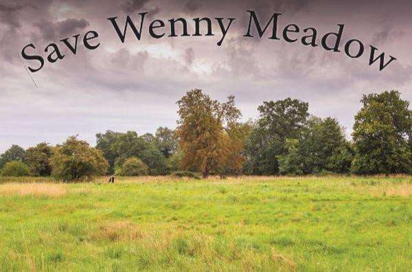A campaign has been launched to save Wenny Meadow in Chatteris from being built on.