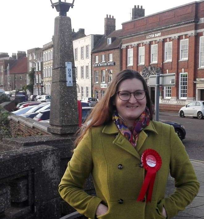 Diane Boyd is the Labour party candidate for the December 12 General Election. (20894103)