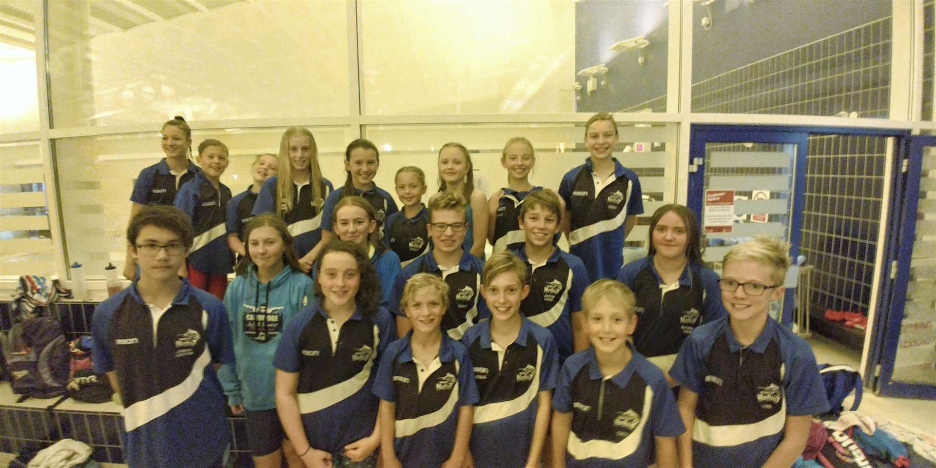 March Marlins Swimming Junior Fenland League. (4360388)