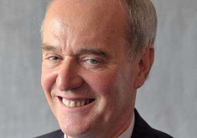 Fenland District Council leader John Clark