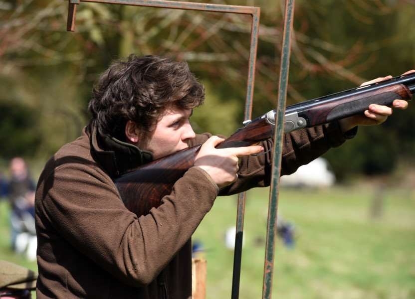 Downham YFC clay pigeon shoot'Downham YFC clay pigeon shoot'Gavin Patrick ANL-160417-190006009