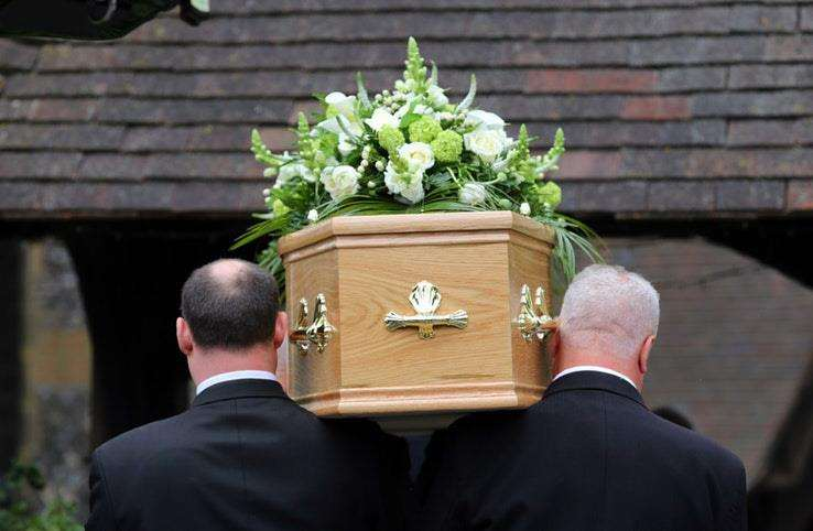 Fenland District Council spent £15,000 on pauper's funerals last year. (6465421)
