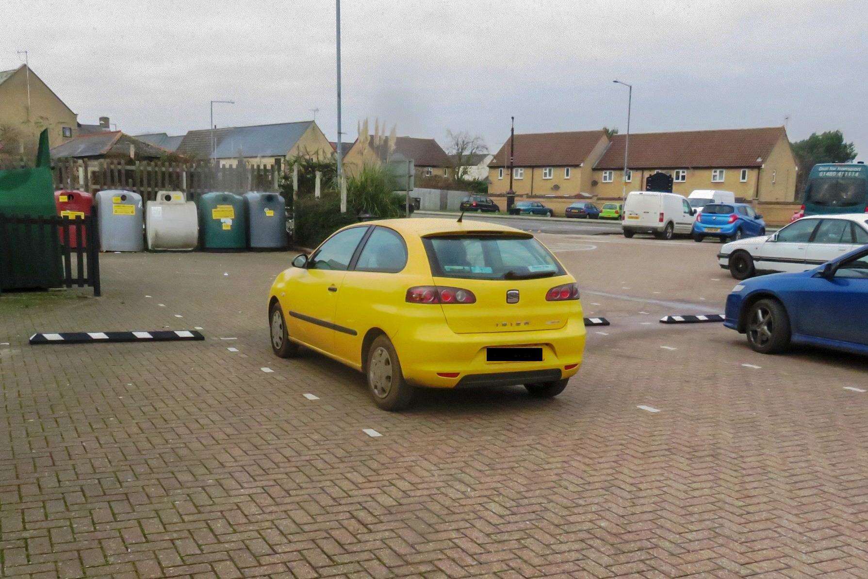 Action to curb anti-social behaviour in Chatteris car park. (6426268)