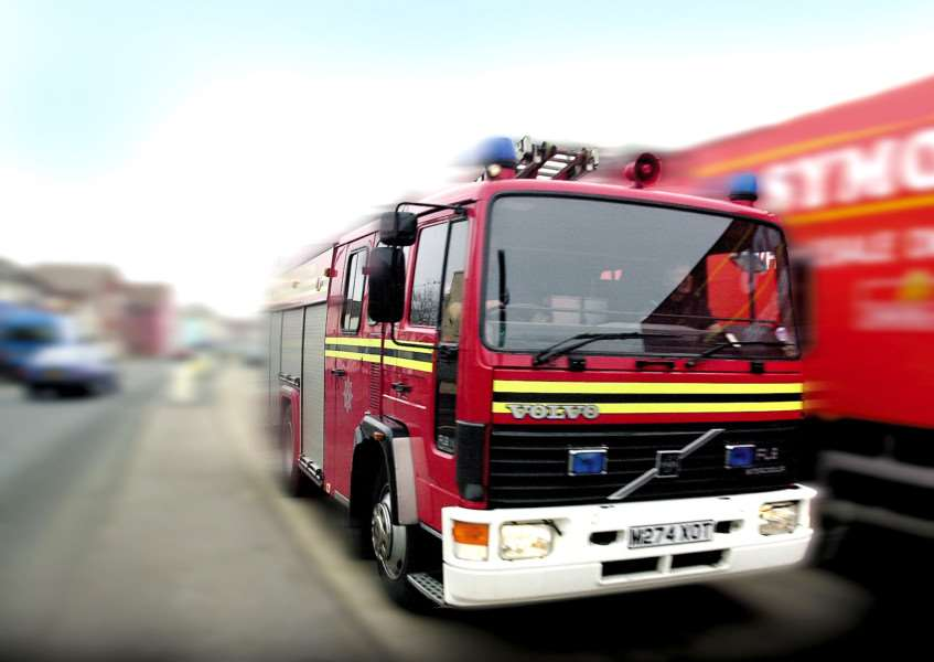 Lincs Fire and Rescue news.