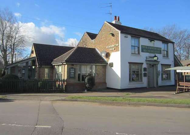 The Blacksmith Arms has been put up for sale