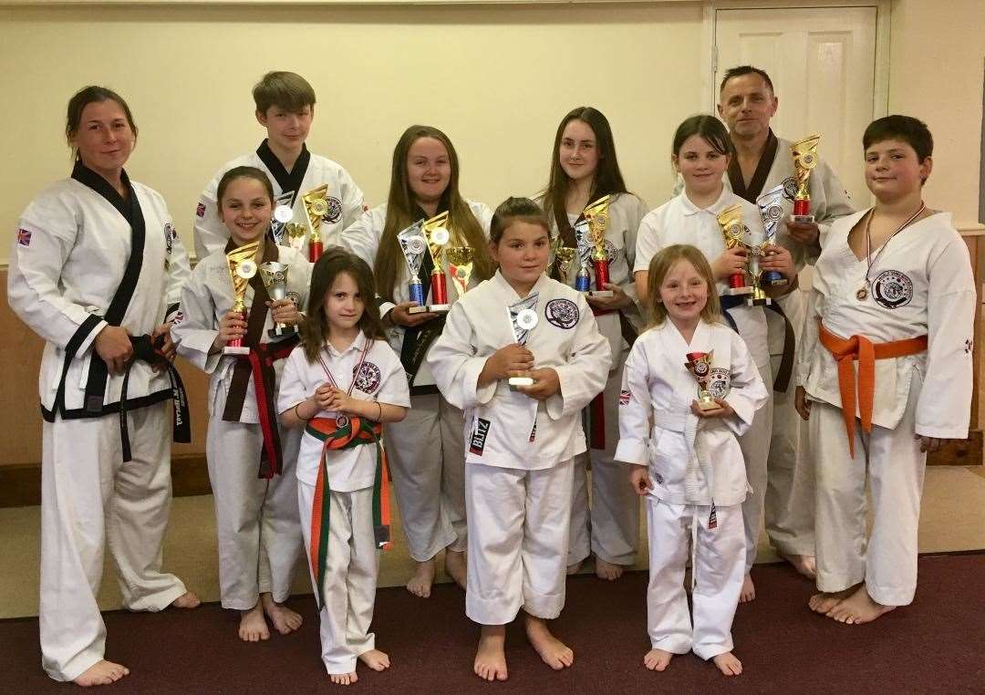 Wisbech King's Lynn Tang Soo Do Nottingham 5.19. (11247709)