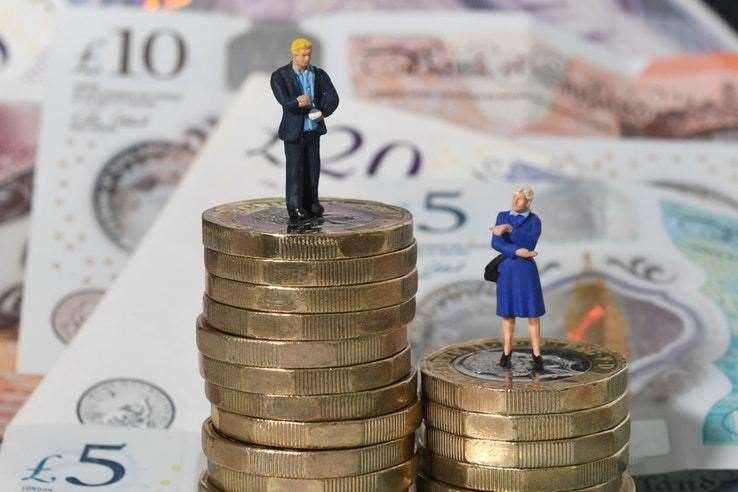 Gender pay gap: Fenland women effectively without pay for more than five months last year. (8679663)