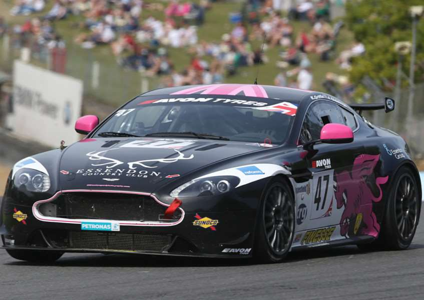 Wisbech racing driver Jake Giddings makes a welcome return to 'home' territory next weekend, 22nd/23rd August, when the Avon Tyres British GT Championship makes its annual visit to East Anglia for the penultimate event of the 2015 season at Snetterton 300 Circuit