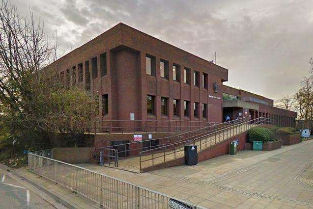 Martin Rogers was sentenced at Peterborough Magistrates' Court. (6781014)
