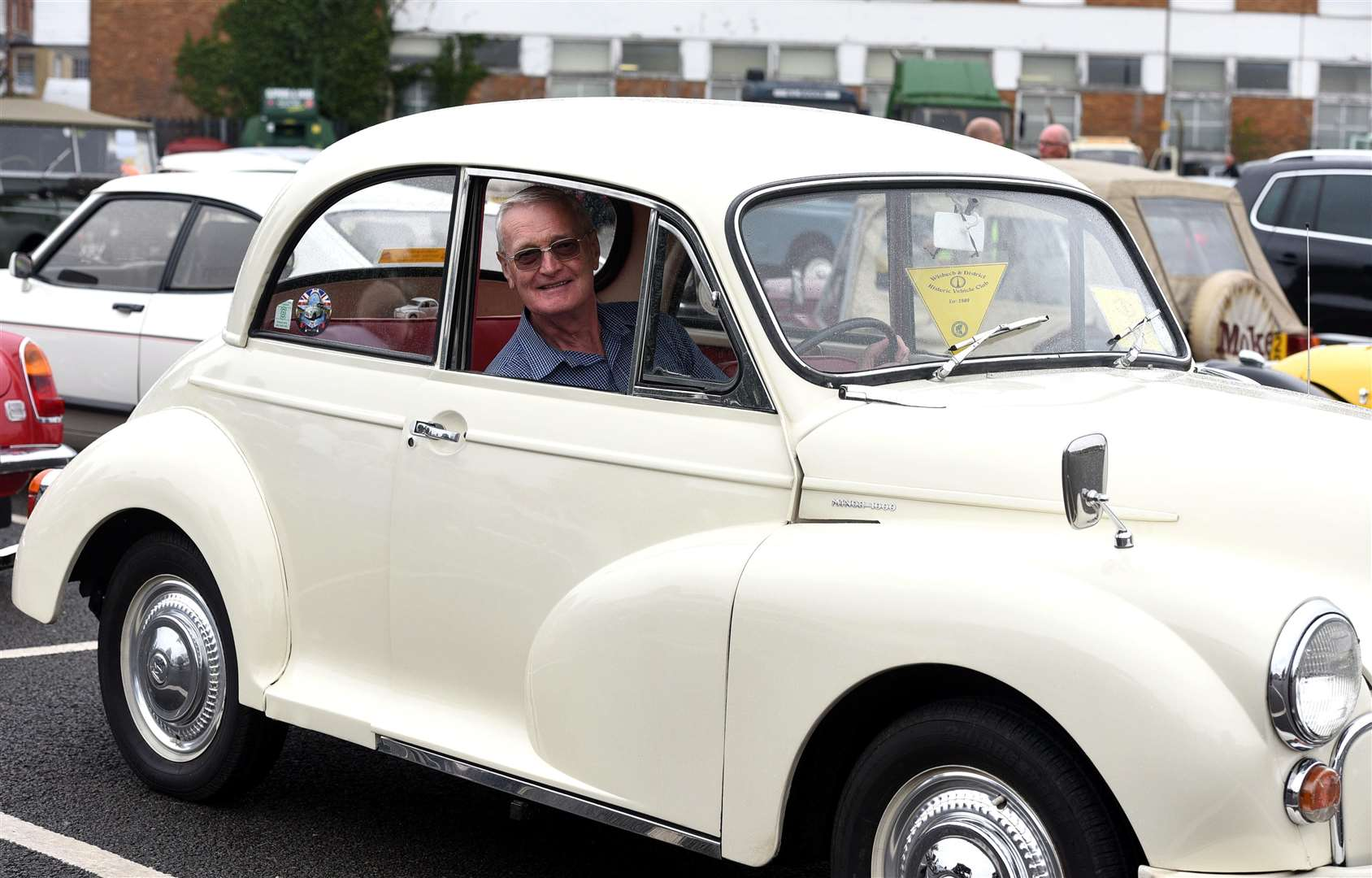 Annual Wisbech and District Historic Vehicle Club\'s road run sees ...