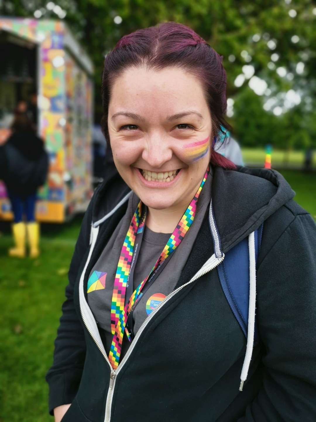 Rosie Woolgar has been nominated for the UK's largest diversity awards.