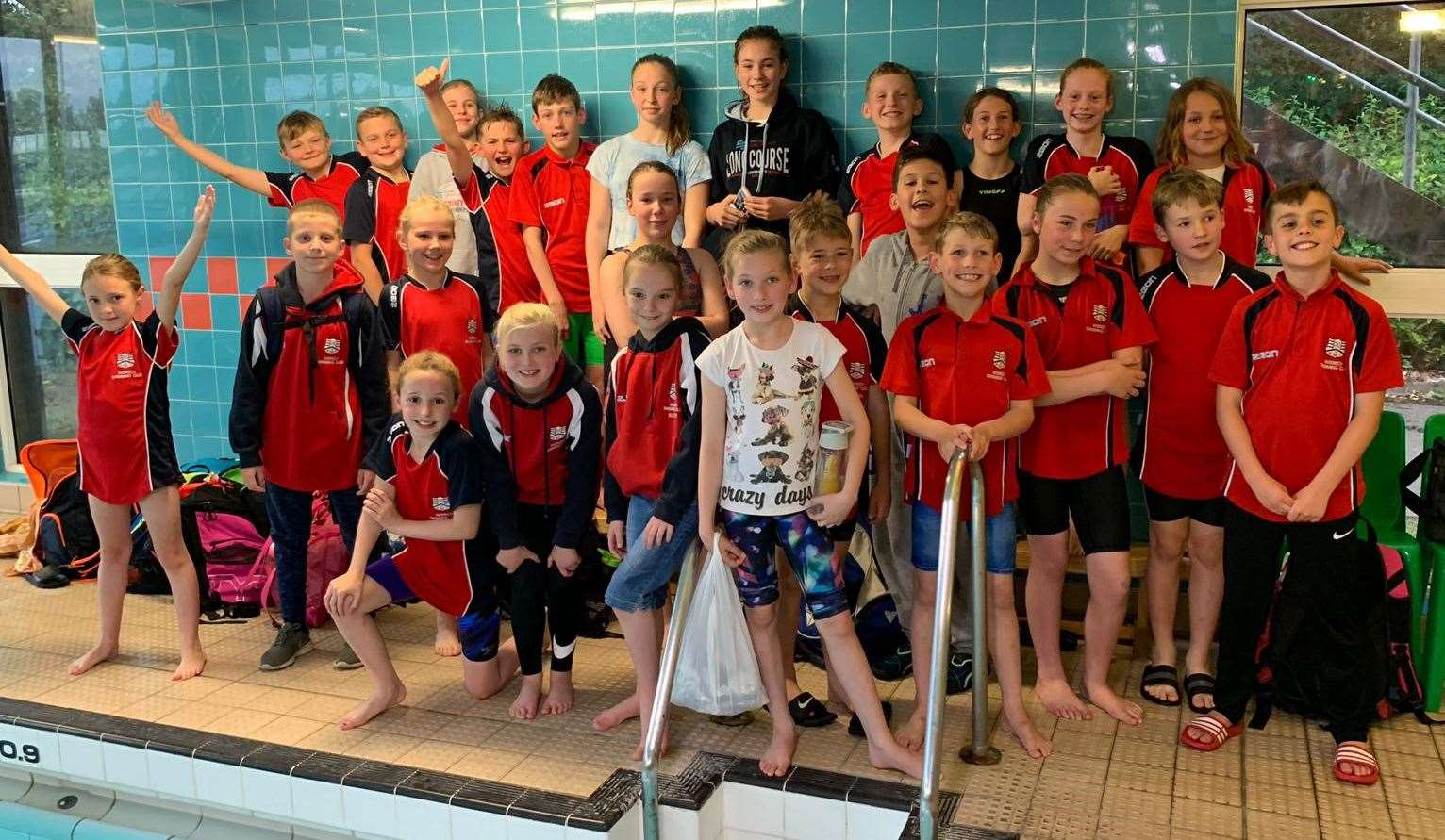 Wisbech Swimming Club: National spot and Junior Fenland