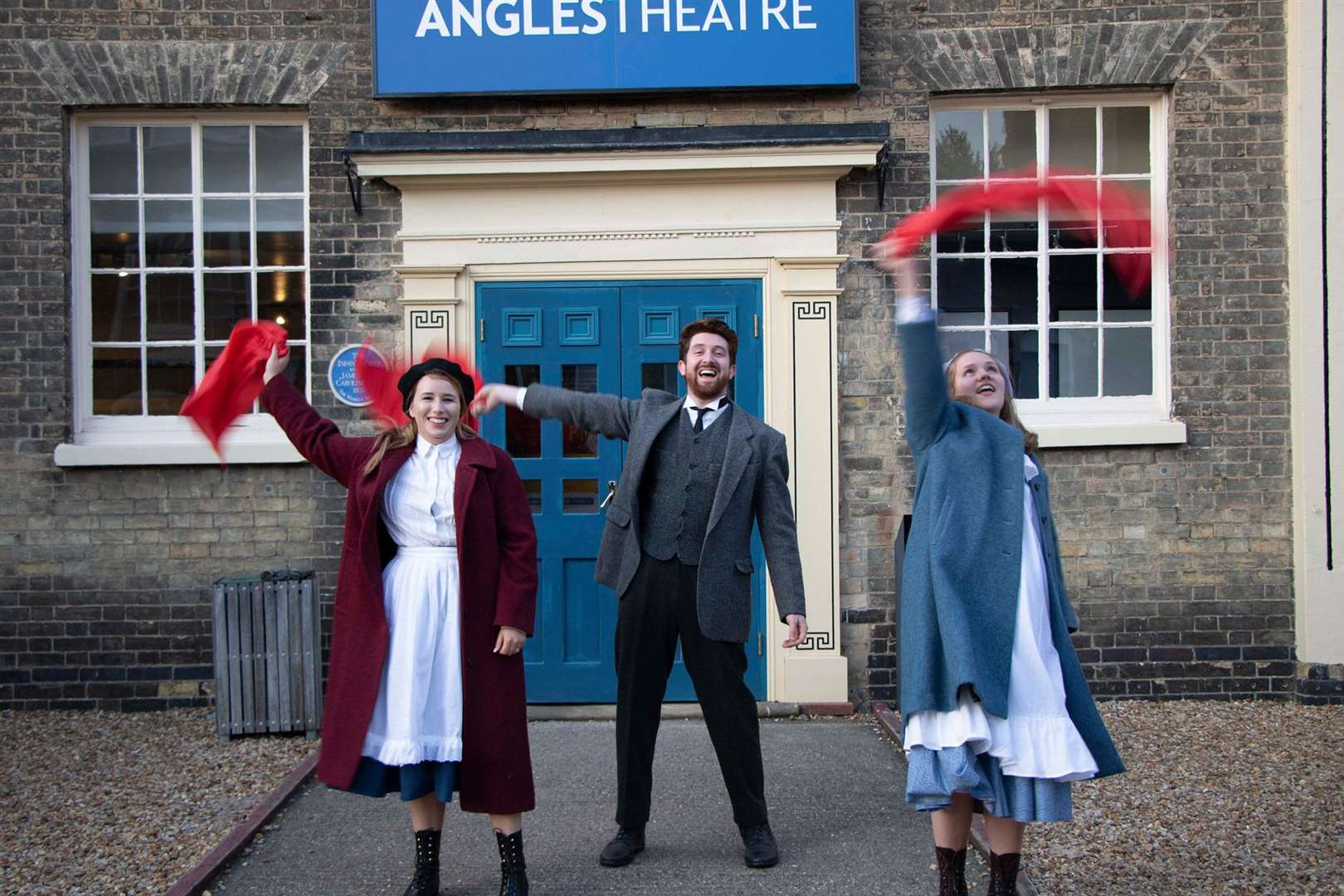 the Railway Children is at The Angles Theatre in Wisbech this week. (16011173)