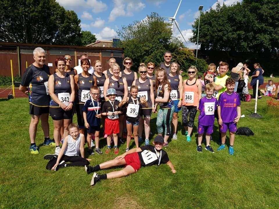 TCRC Whitemoor 5 miler and fun run 7.19. (13548552)