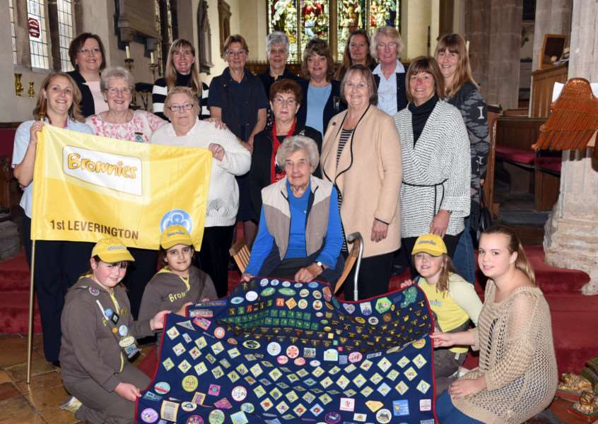 Leverington brownies celebrate 50th anniversary ANL-151210-090757009