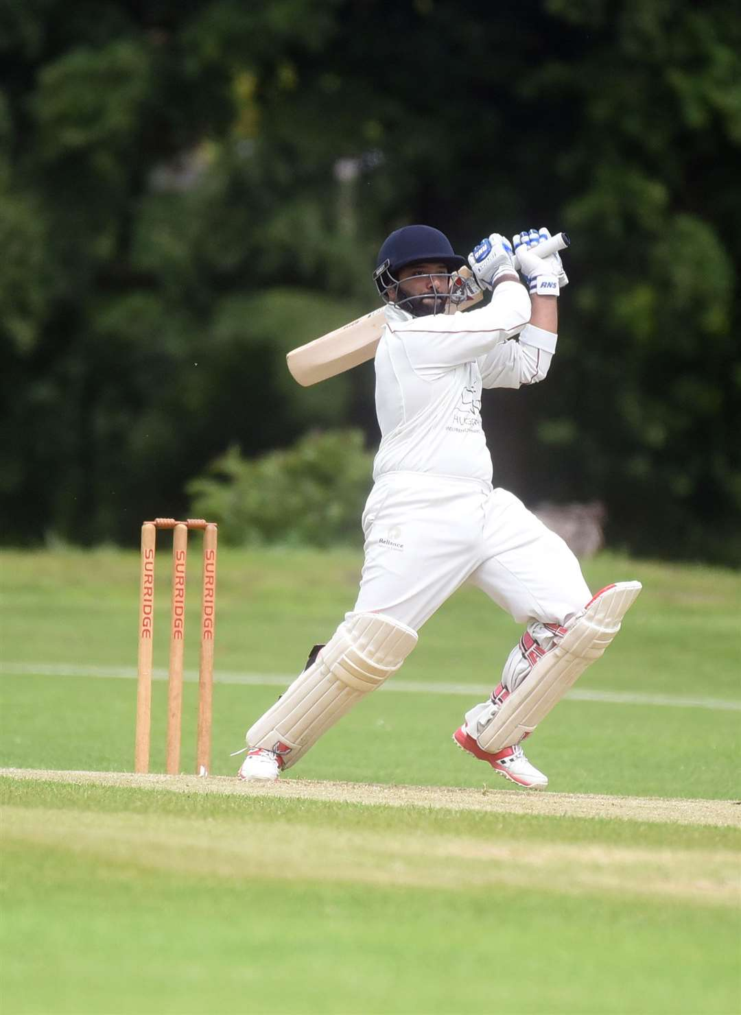 Wisbech v March Cricket..Shardul Brahmbhatt.. (12859880)