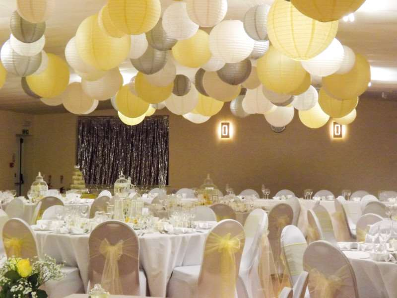 Manea Royal British Legion has undergone a refurbishment and is now looking for more bookings for events like weddings - the hall now has uplights to create mood lighting and a clean fresh look.