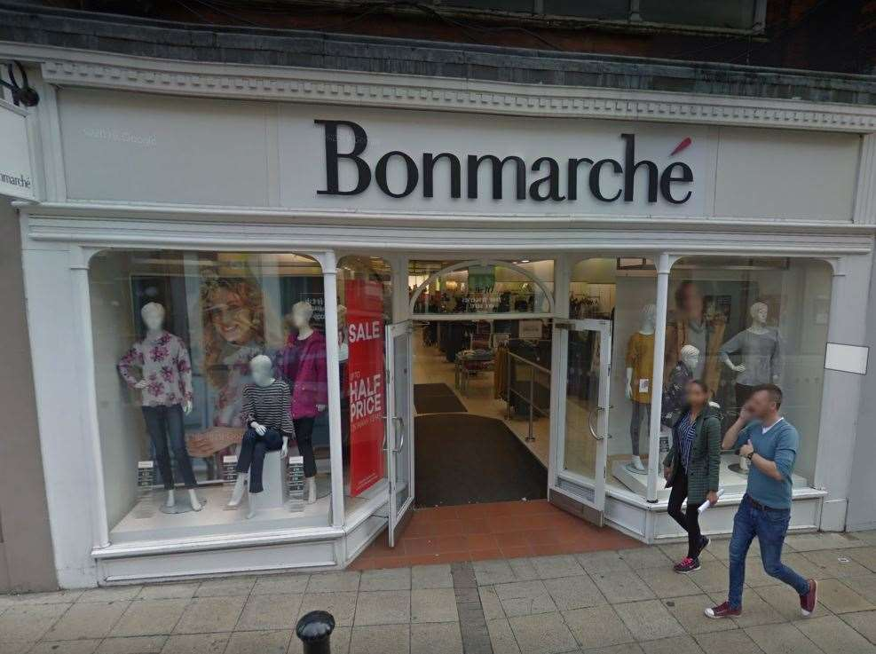 Bonmarche, the clothing store chain with a branch in Wisbech, has announced it has appointed administrators. (19682645)
