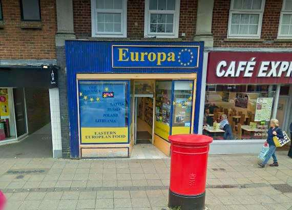 The former owner of Europa in March has been sentenced over illegal tobacco. (4180219)