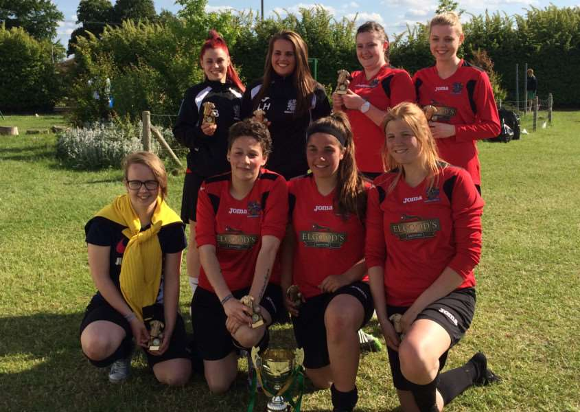 Wisbech Town Ladies