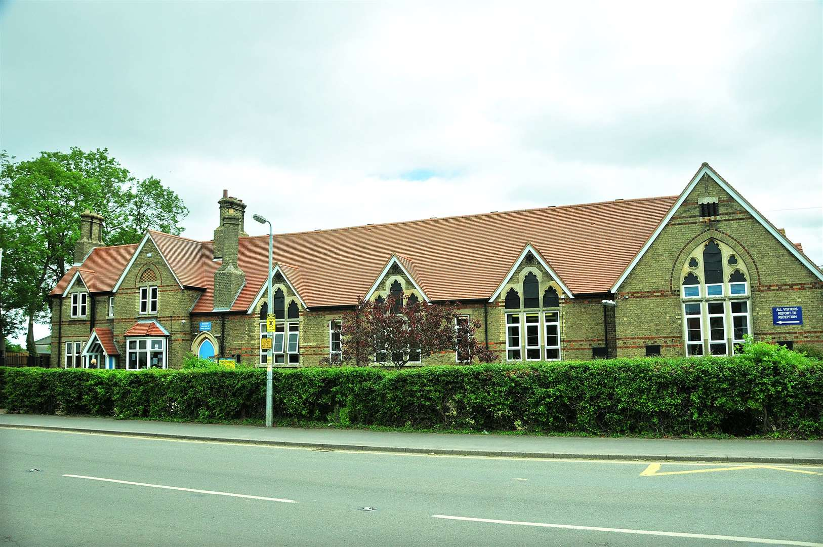 Manea school has been rated still 'Good' by Ofsted.