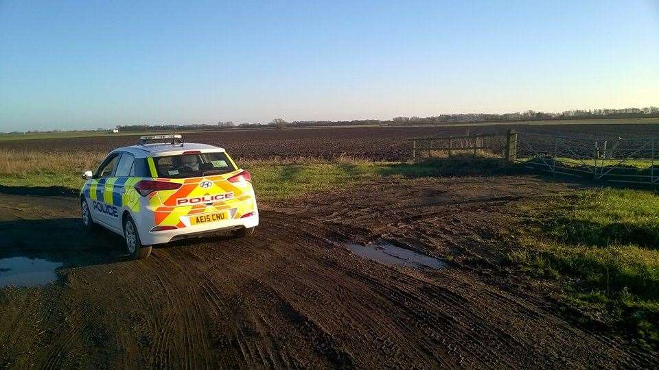 Hare coursing traditionally starts in September but police say it is starting earlier and are asking people to keep watch. (14778387)