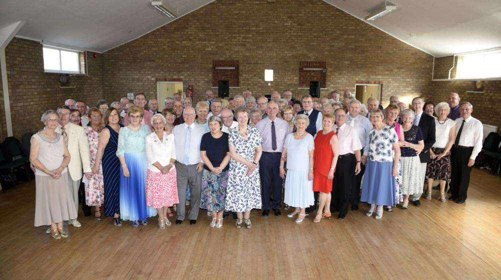 Wisbech Modern Sequence Dance Club which has been going since 1948 - 70 year is holding a celebration afternoon tea at Emneth Central Hall