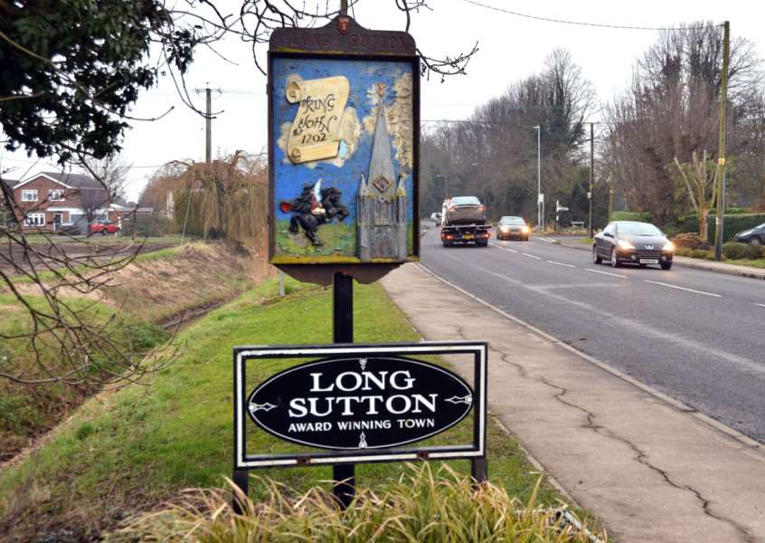 Long Sutton Parish Council news.