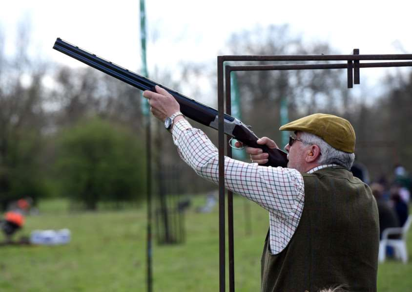 Downham YFC clay pigeon shoot'Downham YFC clay pigeon shoot'Frank Bunn ANL-160417-185914009