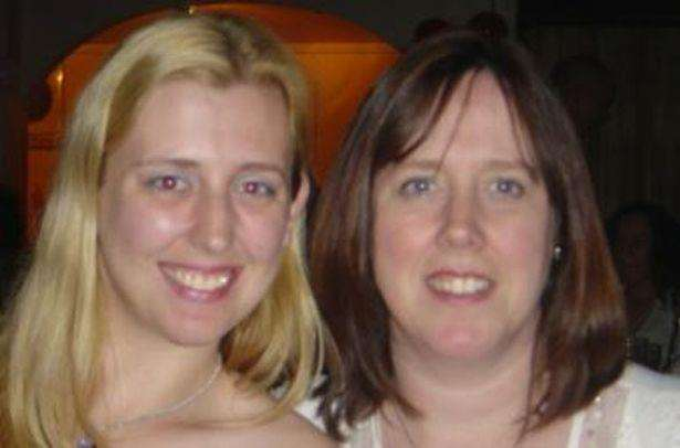 Christine Carter with her daughter Samantha Hardcastle who died of SUDEP. (2897411)