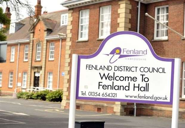 March One Stop shop will relocate to Fenland Hall in County Road. (7385346)