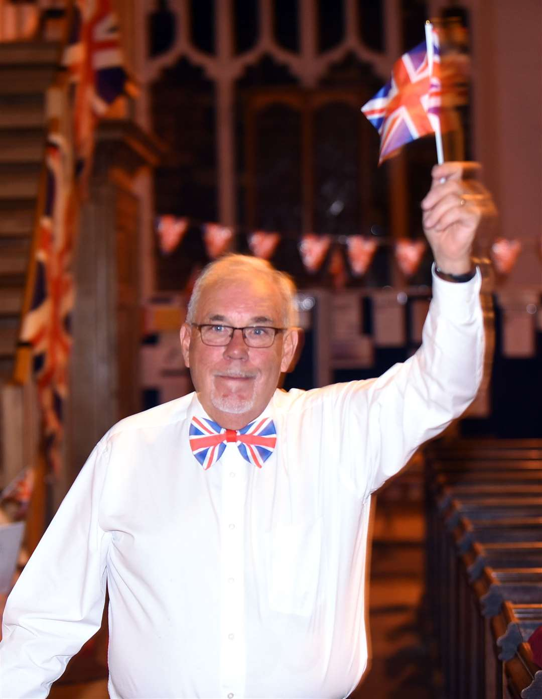 Last night of the proms at St Peter's church Wisbech. (16293620)