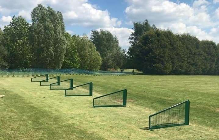 Like foot golf, crazy golf is another new and popular choice for many priced at only £4 per round.