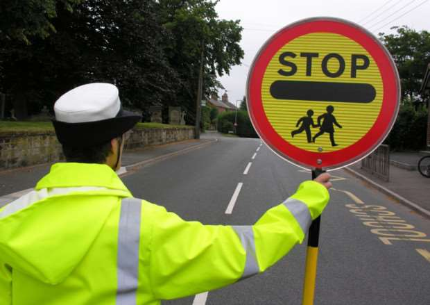 Queniborough Primary School are without a crossing patrol EMN-160223-154953001