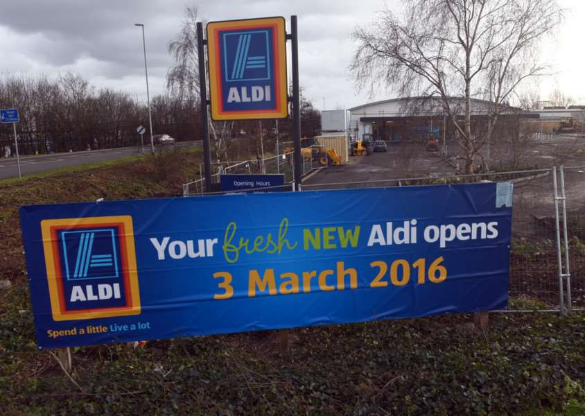 24 hour opening axed for March supermarket but Chatteris Aldi to